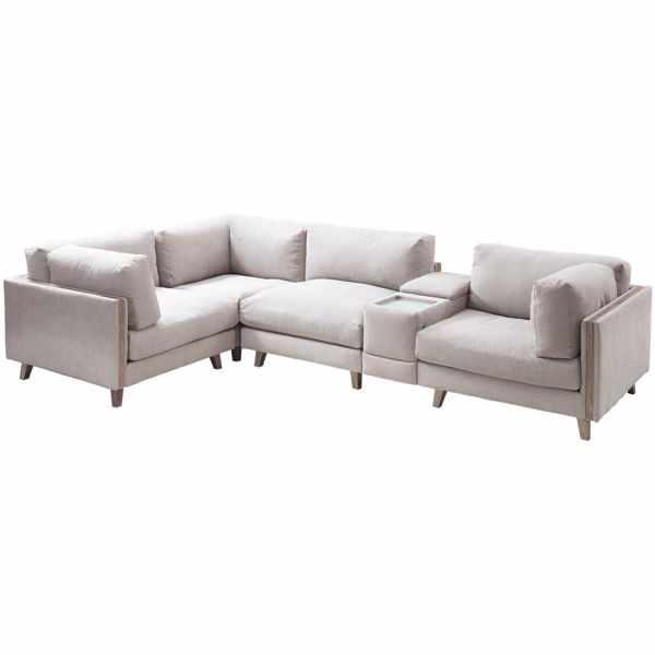Picture of Macyn 5 Piece Sectional