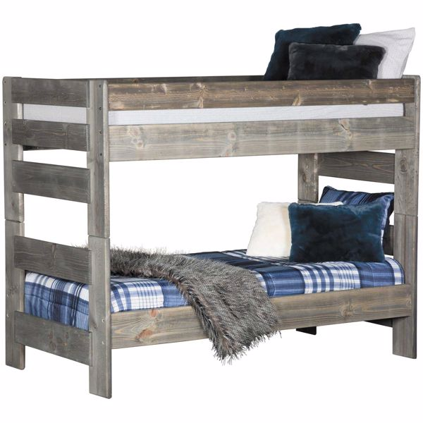 Picture of Cheyenne Twin over Twin Bunk Bed