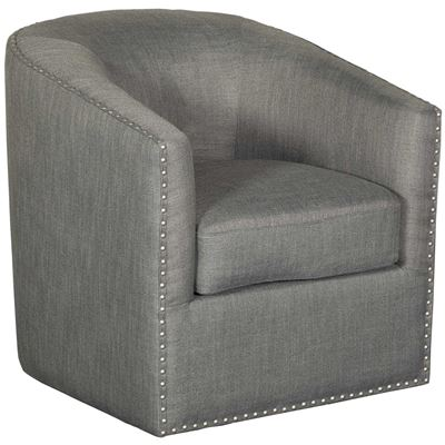 Picture of Rylan Graphite Swivel chair