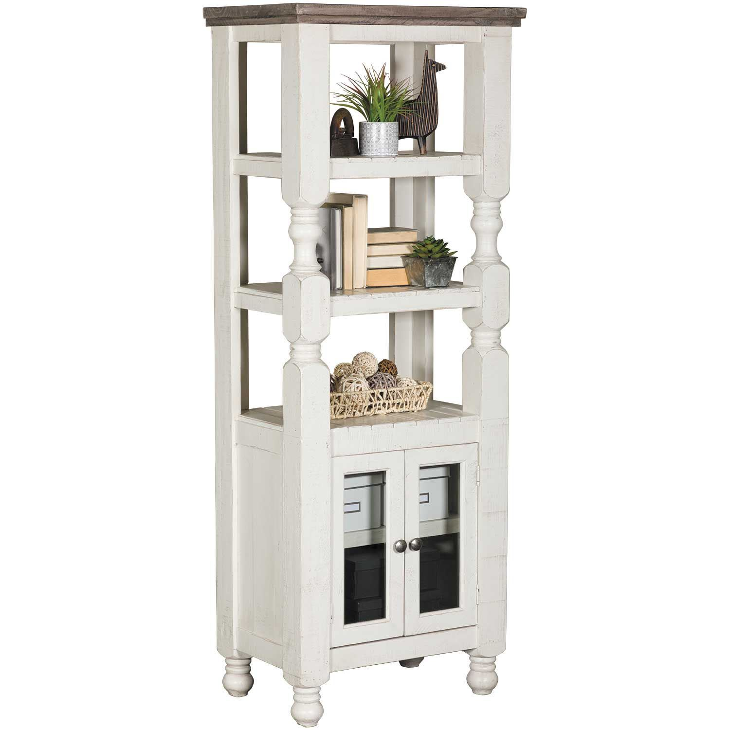 Picture of Stone Bookcase / Wall Unit Pier