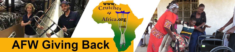 Crutches 4 Africa
