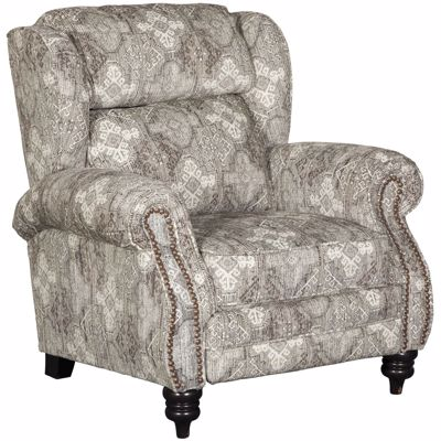 Picture of Tribal Stone High Leg Recliner