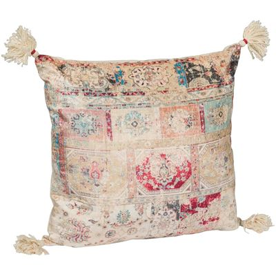Picture of Perisan Velvet 20X20 Decorative Pillow