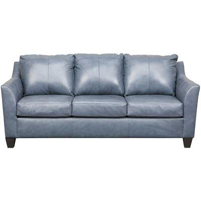 Picture of Declan Shale Leather Sofa