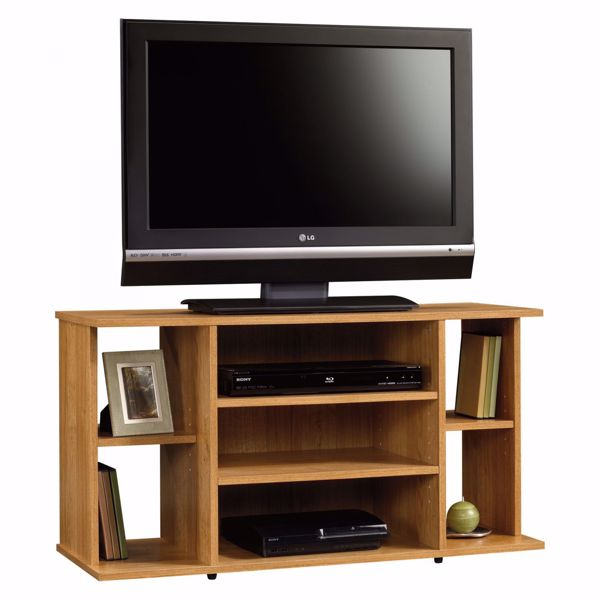 Picture of Beginnings Tv Stand Highland Oak * D