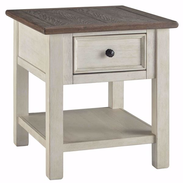 Picture of Bolanburg Rectangular End Table