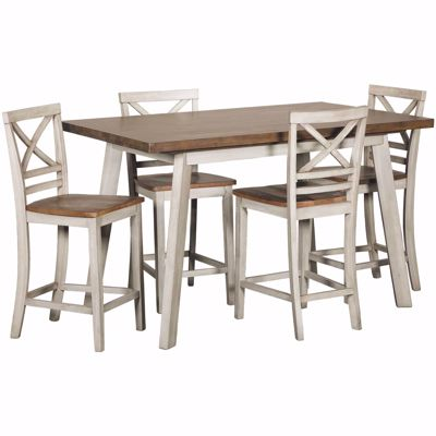Picture of Fairhaven 5 Piece Counter Dining Set