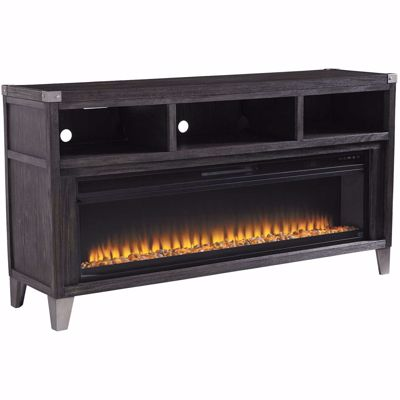 Picture of Todoe Fireplace Console