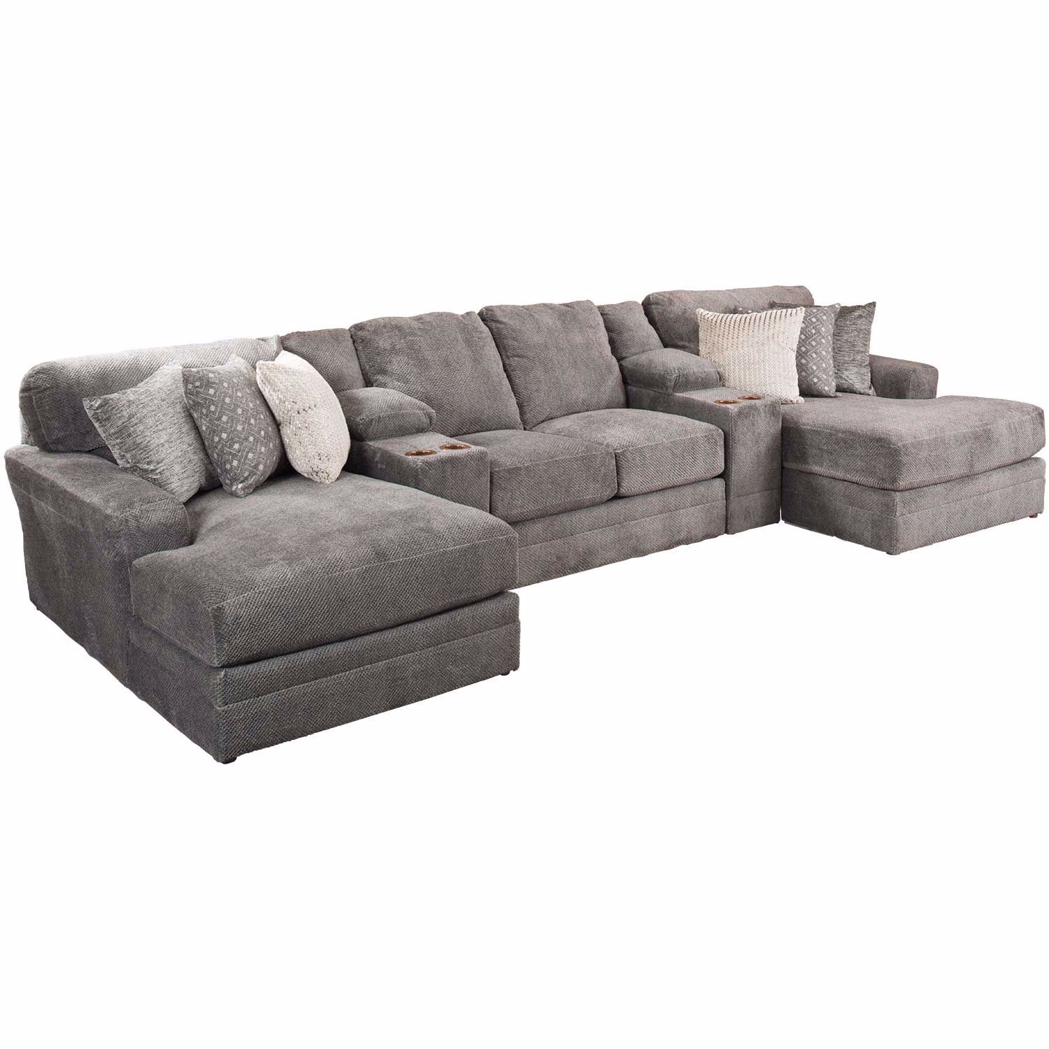 Picture of Mammoth 5 Piece Sectional with LAF and RAF Chaise