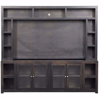 Picture of Avery Loft 97 Inch TV Console with Hutch