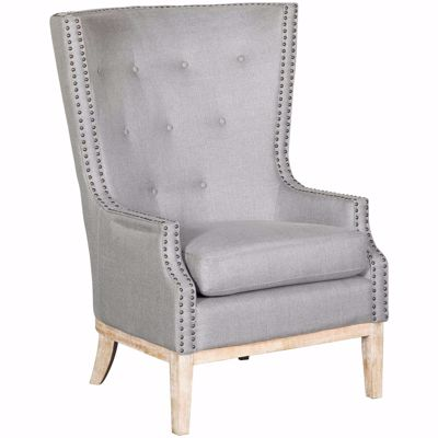 Picture of Cora Gray High Back Chair