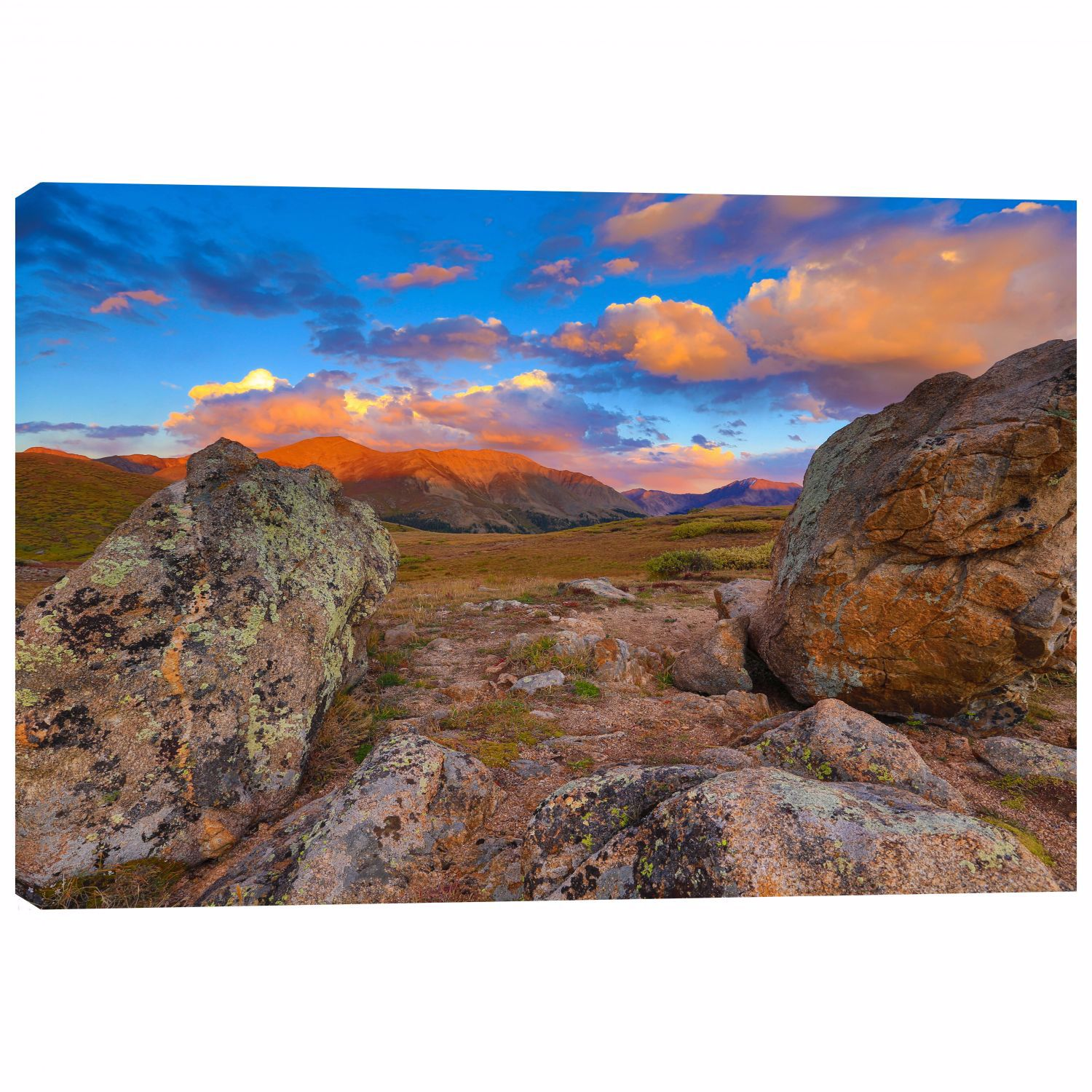 Picture of Independence Pass 32X48