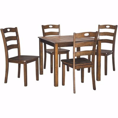 Picture of Hazelteen 5 Piece Dining Set