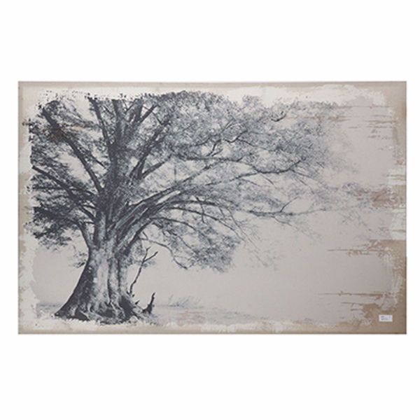 Picture of Arboreal Shelter Canvas Print 39x59