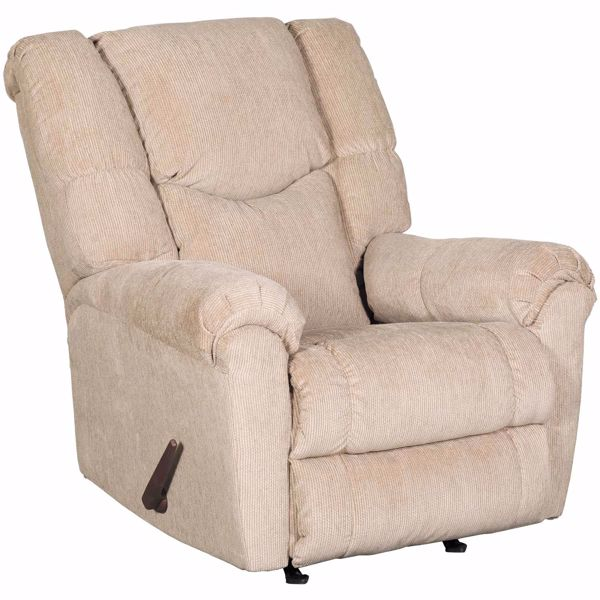 Picture of Quimby Taupe Rocker Recliner