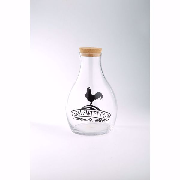 Picture of Farm Glass Bottle