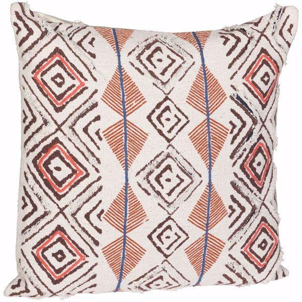Picture of Raw Sienna 20X20 Decorative Pillow