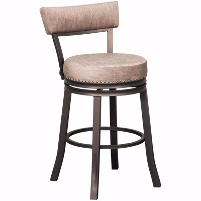 """Picture of Chase 30"""" Swivel Barstool"""