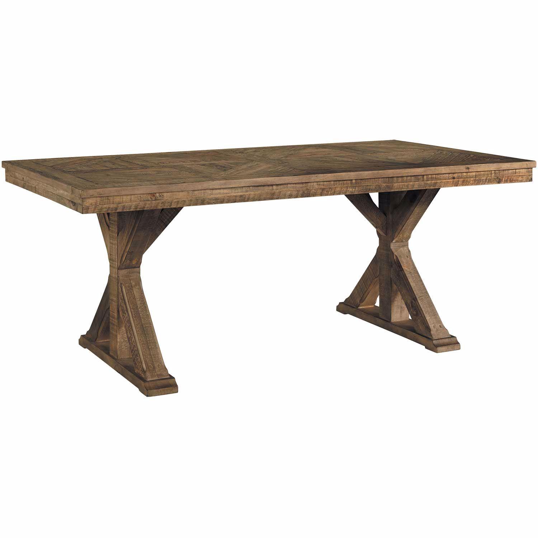 Grindleburg Rectangular Dining Table D754 125 Ashley Furniture Afw Com