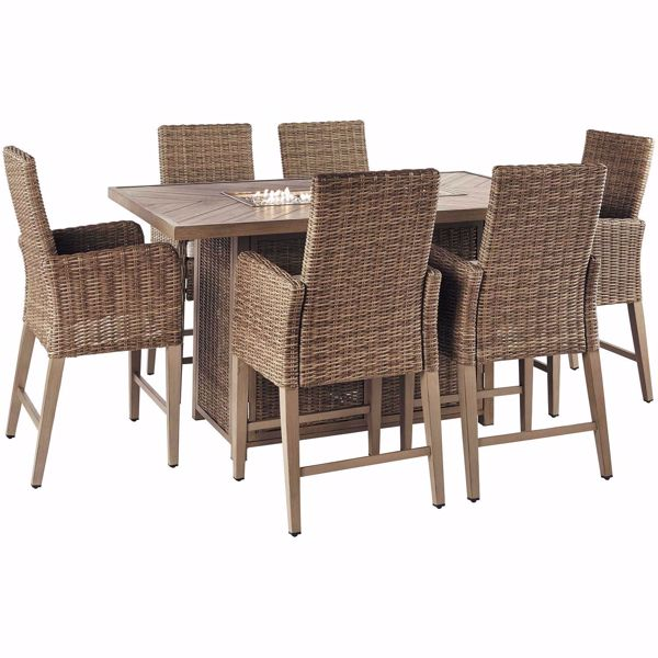 Picture of PATIO OUTDOOT 7PC SET