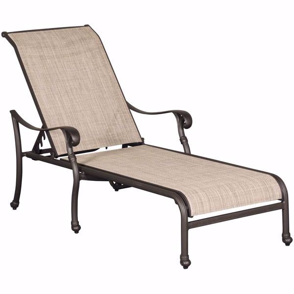 Picture of MacII Sling Chaise Lounge