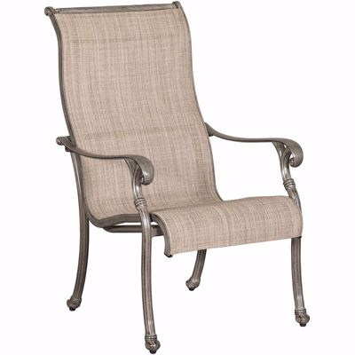 Picture of Macon Patio Sling Dining Chair