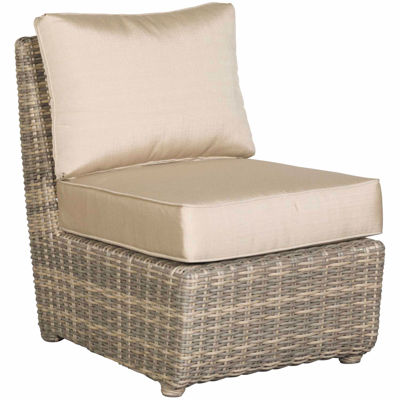 Picture of Brunswick Armless Chair with cushion