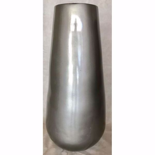 Picture of Contemporary Vase Silver