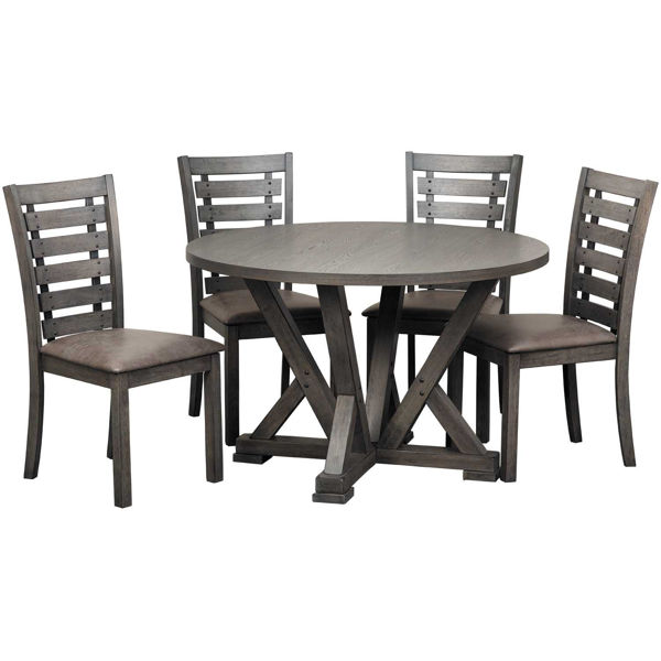 Picture of Fiji 5 Piece Dining Set