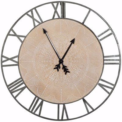 Picture of Roman Numeral Wall Clock
