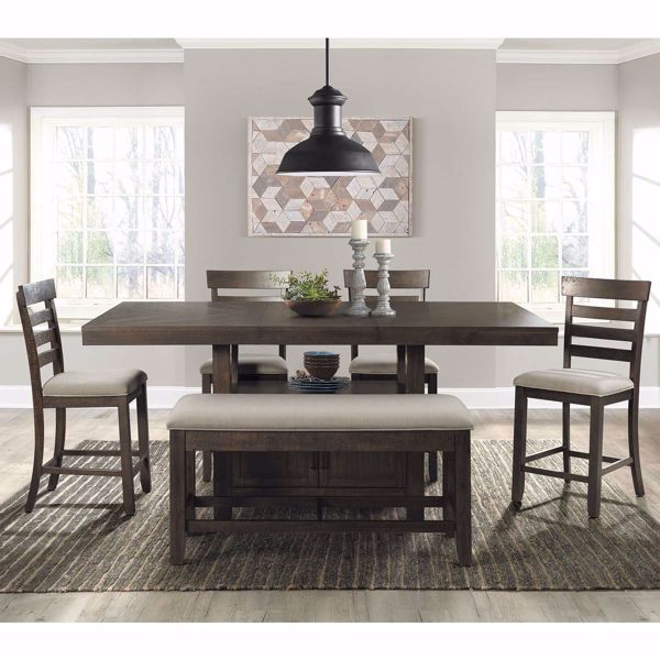 Picture of Colorado 6 Piece Counter Height Dining Set