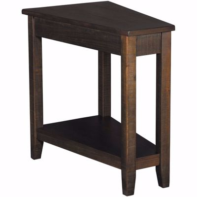 Picture of Tobacco Chairside Table