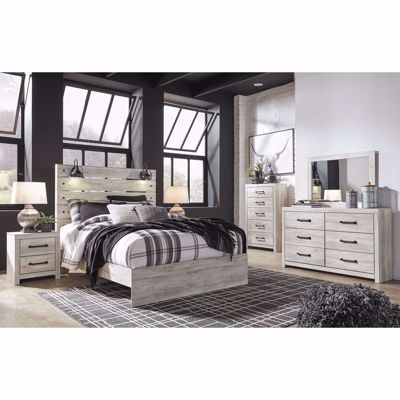 Picture of Cambeck 5 Piece Bedroom Set