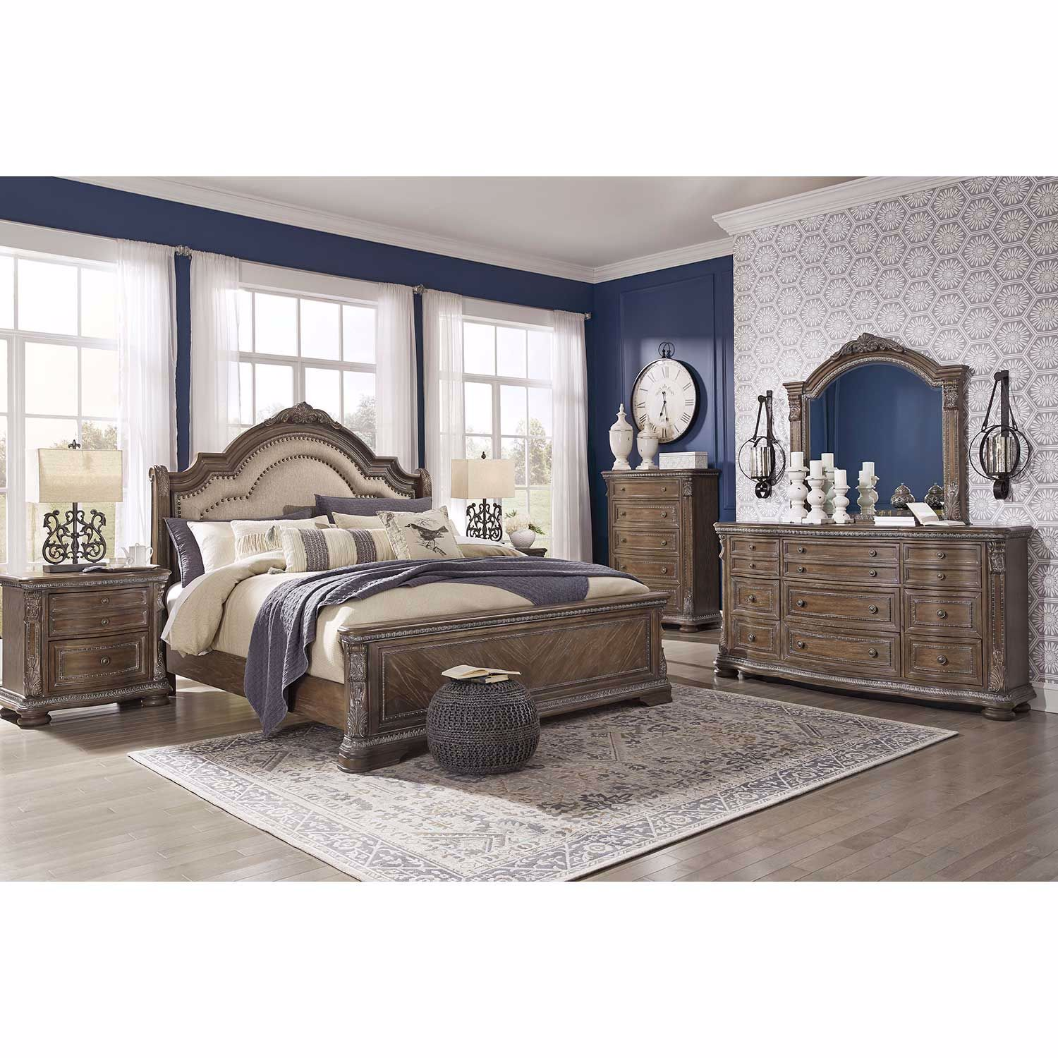 Picture of Charmond 5 Piece Bedroom Set