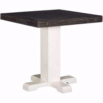 Picture of Bourbon Two-Tone Adjustable Height Table