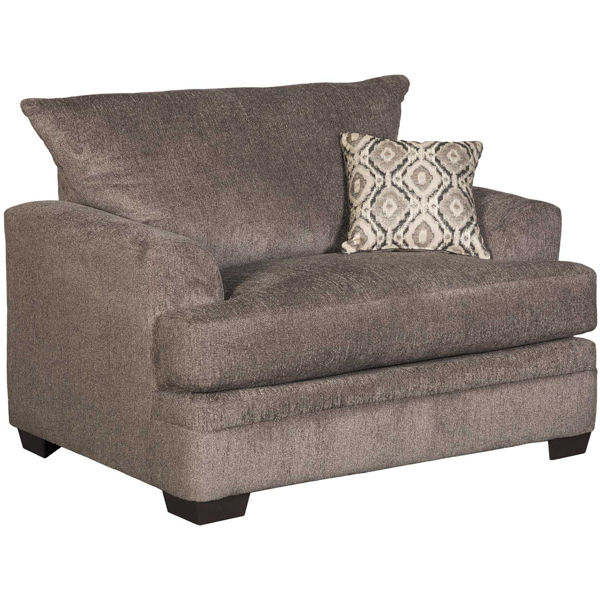 Picture of Cornell Pewter Chair and a Half