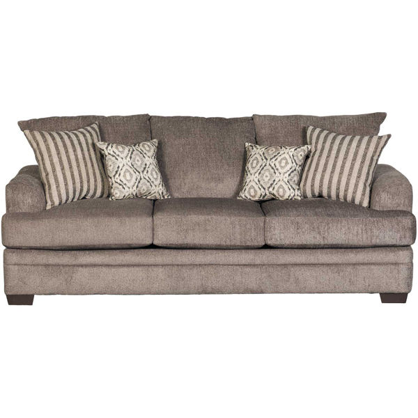 Picture of Cornell Pewter Sofa