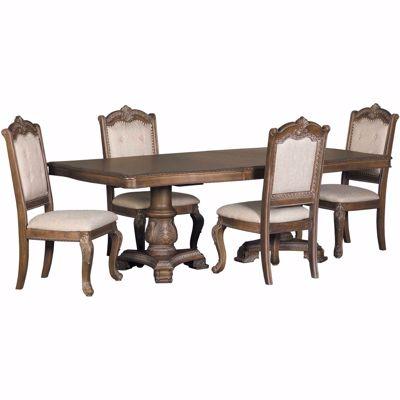 Charmond 5 Piece Dining Set D803 55tbl 01 4 Ashley Furniture Afw Com