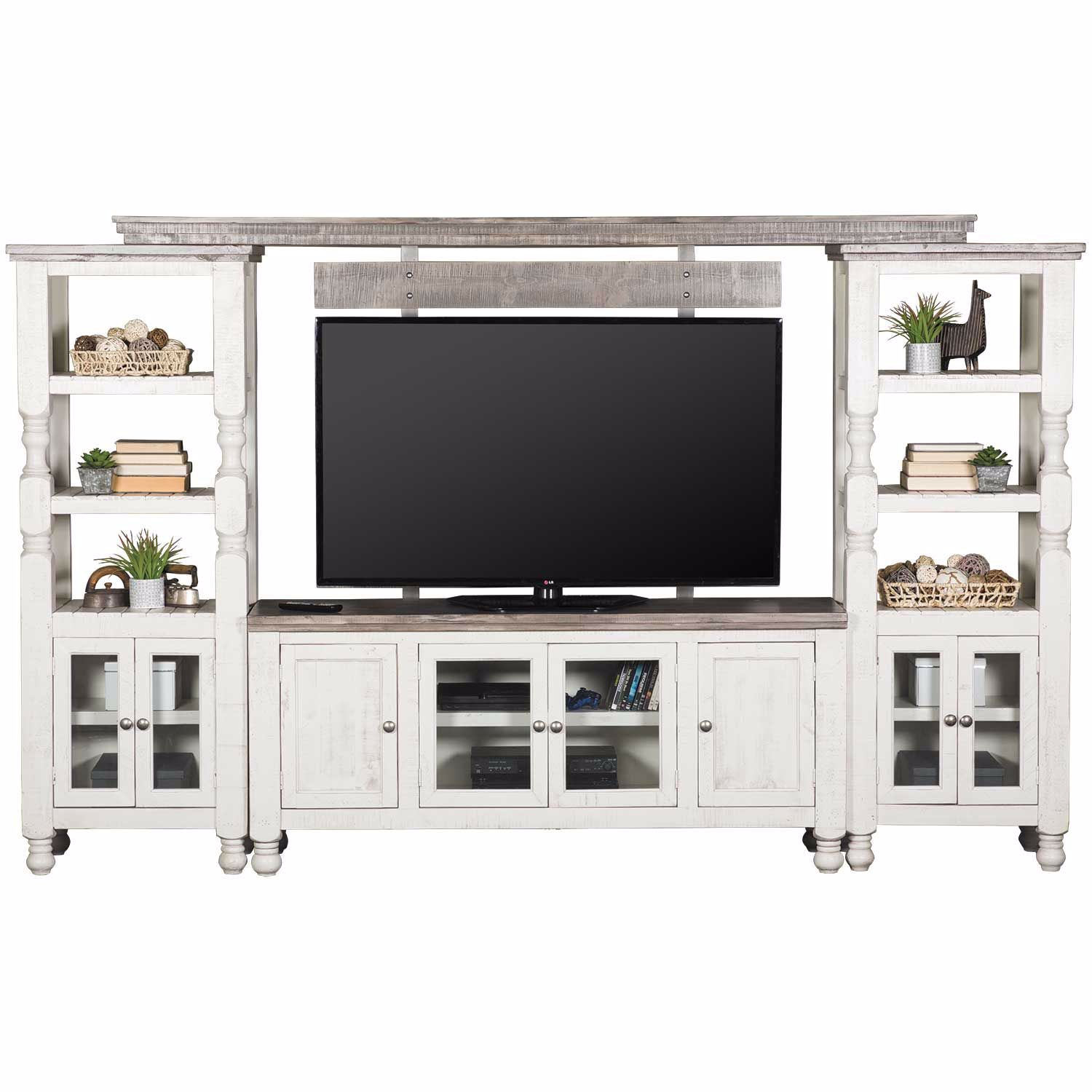 Picture of Stone Entertainment Wall Unit