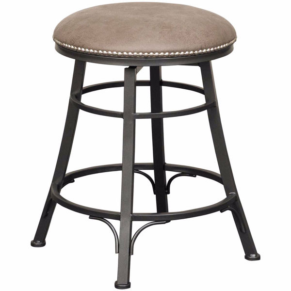 """Picture of Bali II 24"""" Backless Barstool"""