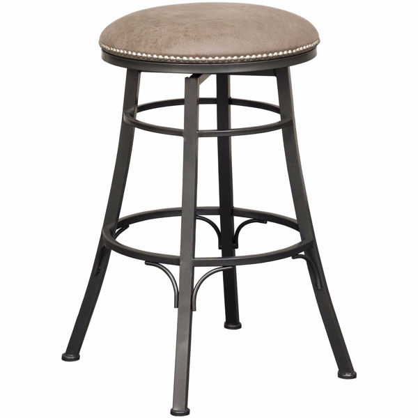 """Picture of Bali II 30"""" Backless Barstool"""