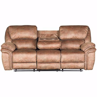 Picture of Buffalo Reclining Sofa with Drop Table