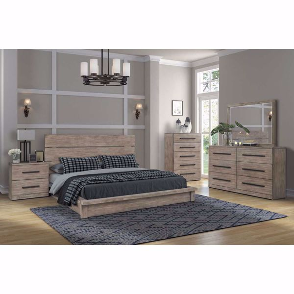 Picture of Scottsdale 5 Piece Bedroom Set