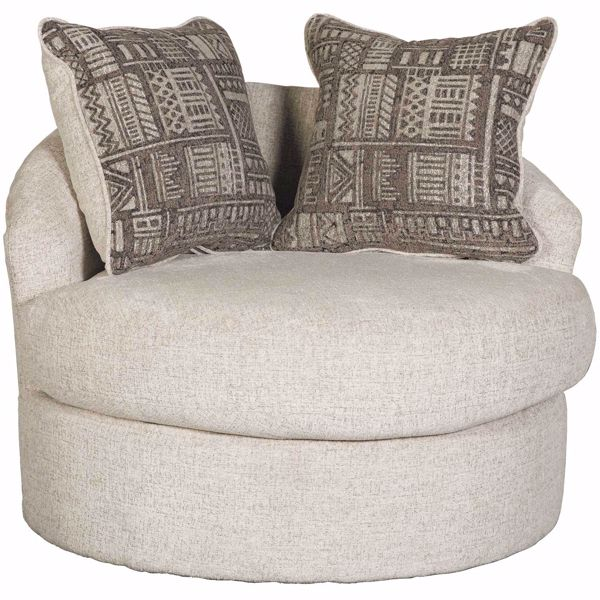 Picture of Soletren Stone Swivel Chair