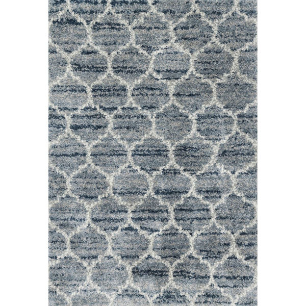 Picture of Quincy Spa Pebble Geo 8x10 Rug
