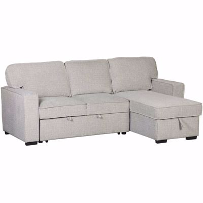 Picture of Kent Reversible Sofa Chaise with Storage