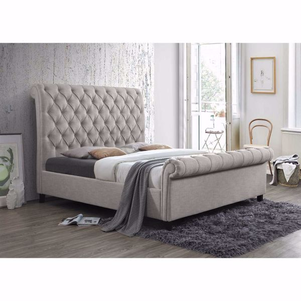 Picture of Kate Upholstered King Bed