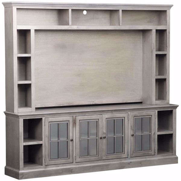 Picture of Churchill Gray 96-Inch Wall Unit