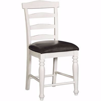 "Picture of Bourbon Country 24""Ladderback Stool Cushion Seat"