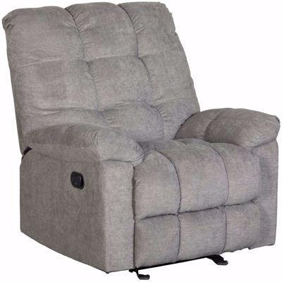 Picture of Ronan Grey Glider Recliner